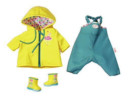 Zapf Creation 822548 - Baby born Happy Birthday Rain Fun Set