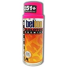 Belton Molotow Premium Spray Neon 400 ml neonpink