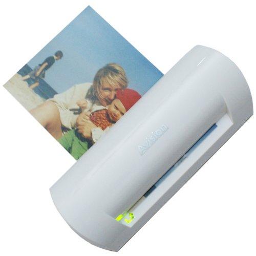 Avision IS15 Consumer Scanner (300dpi, ...