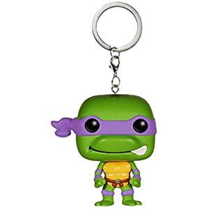 FunKo Pocket POP Keychain TMNT Donatello