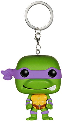 FunKo Pocket POP Keychain TMNT Donatello