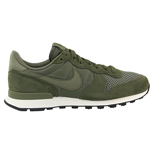 Nike Herren Internationalist SE Gymnastikschuhe, Grün (Medium Olive Medium Olivesail 200), 43 EU (Medium Schuhe Grün)