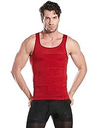 CRAZY reduziert! Slimming Body Shaper HOTER Herren Weste Slim Abs Bauch, Stückpreis (1 #meistverkaufte Formendes Top Brand Sie auf AMAZON!!)