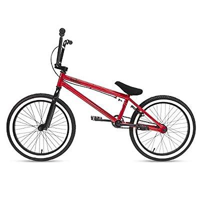 Venom Bikes 2019 20 inch BMX - Red