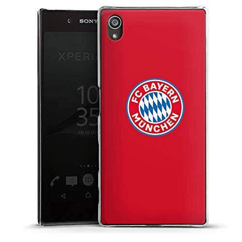 DeinDesign Sony Xperia Z5 Hülle Case Handyhülle FC Bayern München Rot Fanartikel Merchandise