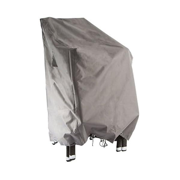 Fodere Per Sedie Da Giardino.Ultranatura Fodera Protettiva In Tessuto Sylt Per Max 6 Sedie