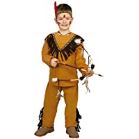 Disfraz de indio (Talla 7-9 años)