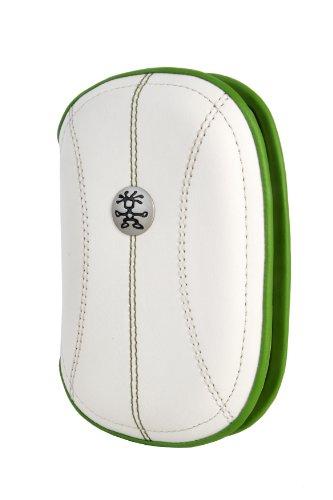 Crumpler ROYALE THINGY 55 Marken Tasche für Foto/Handy/Kamera weiß/dunkel grün