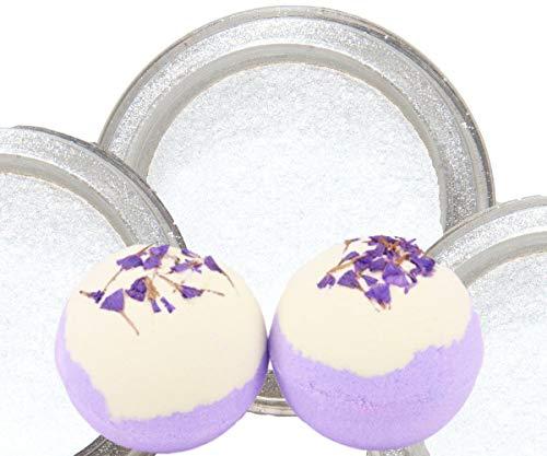 Pulver-Kit Pulver Kohlensäure Seife Machen Diy Aufbrausen Sicher Für die Haut, Kosmetische Grade 600g ()