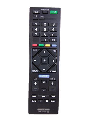 LipiWorld® RM-GA025 LCD LED TV Universal Remote Control Compatible For Sony LED LCD  available at amazon for Rs.699