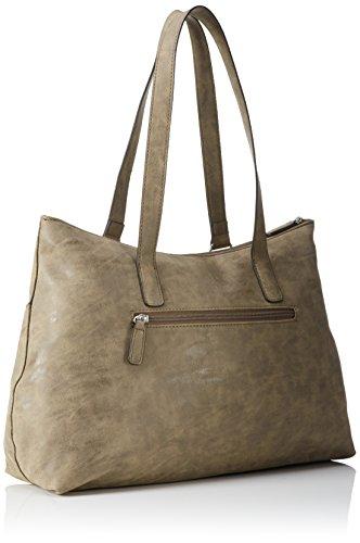 GERRY WEBER Be Different Shopper, Borsa Shopper Donna Beige (camel 751)