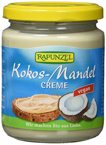 Rapunzel Kokos-Mandel-Creme, 250 g (Kokos-mandel-brot)