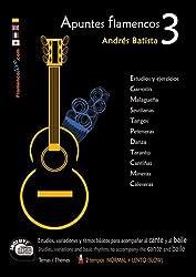 Apuntes Flamencos, Vol. 3 Book/CD Set