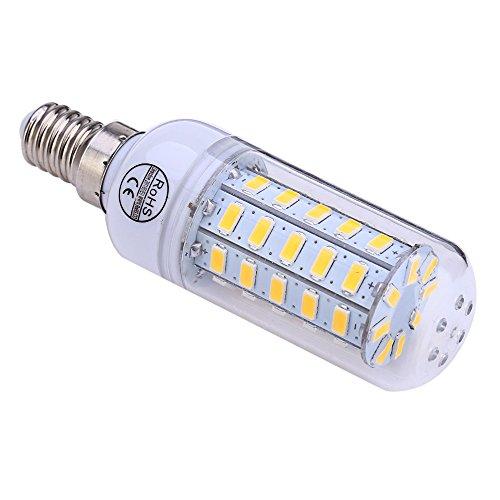 LED-Lampe, AC, 220V, E274,5W 400450lm SMD 5730LED Corn Lampe Licht, Warmweiß, E27, 4.5W 265.0V (4 Nicole Licht)