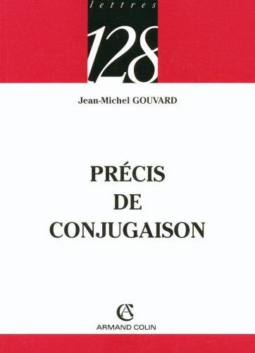 Précis de conjugaison (Lettres t. 304)