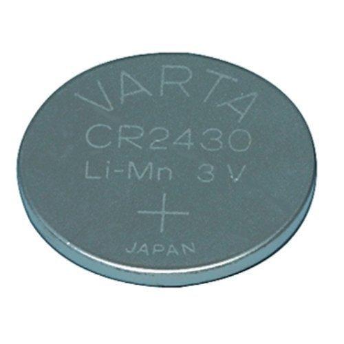 VARTA Lot de 10 Piles bouton lithium \