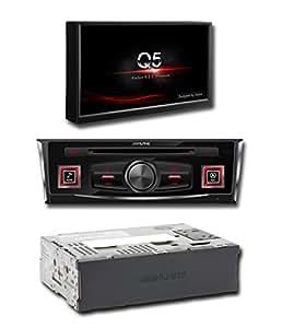 Alpine X701D-A Écran de navigation pour Audi A4/ A5/Q5 7pouces (17,8cm)