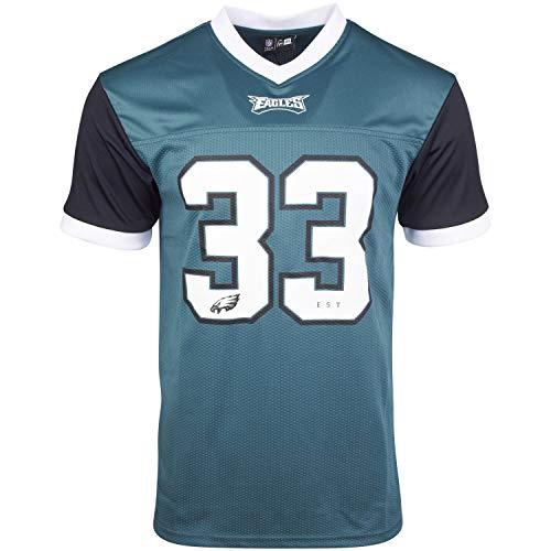 New Era NFL Jersey Trikot Shirt - Philadelphia Eagles - 4XL - American Eagle-kleidung