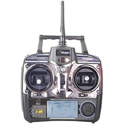 Ocamo Helicóptero WLtoys V911 V912 V913 V915 Partes Control Remoto transmisor para Accesorios de helicóptero RC Mano Derecha - Acelerador