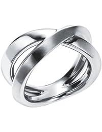 DKNY Damen-Ring NJ14820 polierter Edelstahl
