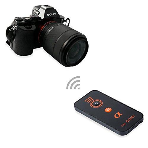 Neewer® IR Wireless Shutter Release Remote Control for Sony Alpha Series A65, A77, A230, A330, A450, A500, A550, A560, A7000, A900, DSLR Cameras and NEX-7, NEX-5C, NEX-5N Compact Cameras
