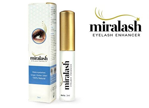 Miralash Wimpernserum, 1er Pack (1 x 3 ml) -