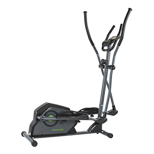 Tunturi Unisex C30 Cross Trainer, Grey