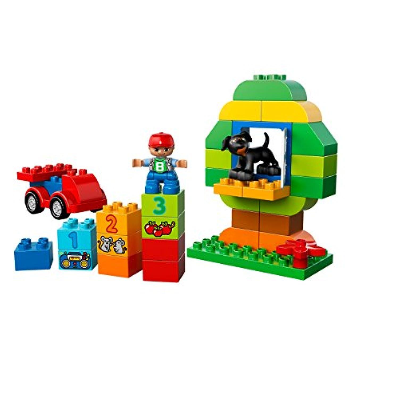 Grande Du En 10572 Lego Boîte Fleurs Jardin Duplo SUGqpzMV