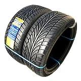 Lot de 2 pneus été s 215-55R16 93V...