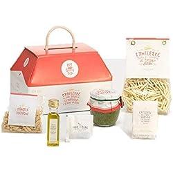 TROFIETTE AL PESTO GENOVÉS My Cooking Box x2 Porciones - Regalo de Navidad