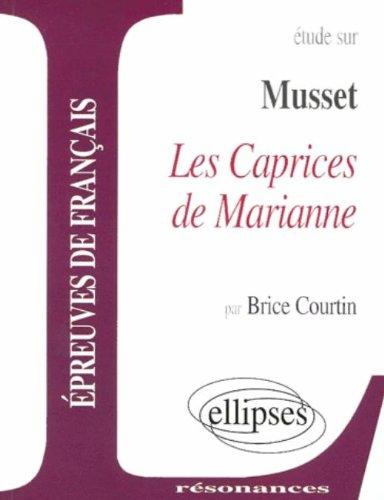 Musset, Les Caprices de Marianne par Brice Courtin