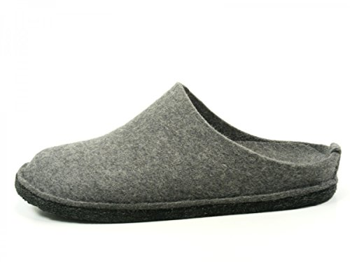 Haflinger Soft 311010, Chaussures mixte adulte Anthracite