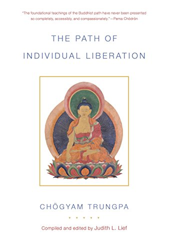 The Path of Individual Liberation: The Profound Treasury of the Ocean of Dharma, Volume One -