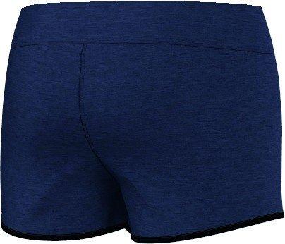 Adidas climachill short pour femme Bleu - Dunkelblau/Schwarz