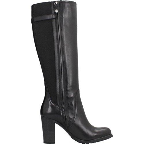 Stivali per le donne, colore Nero , marca GEOX, modello Stivali Per Le Donne GEOX DONNA TRISH C Nero Nero