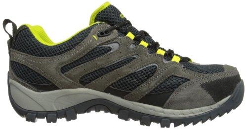 Hi-tec Trail Blazer Waterproof, Herren Trekking- & Wanderschuhe Schwarz (Charcoal/Black)
