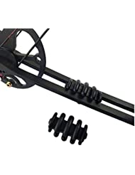 Caterpillar réduit la vibration Stabilisateur en caoutchouc de haute qualité Utilisation sur le cadre d'arc de membre d'arc composé