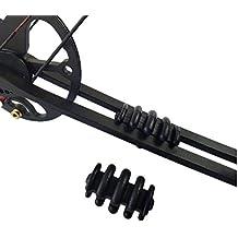 Caterpillar reduce el uso del estabilizador de goma de la alta calidad de la vibración en el marco compuesto del arco del miembro del arco
