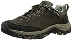 Merrell Womens Salida Trekker Low Rise Hiking Shoes Brown (Espresso/Mineral) 8 UK