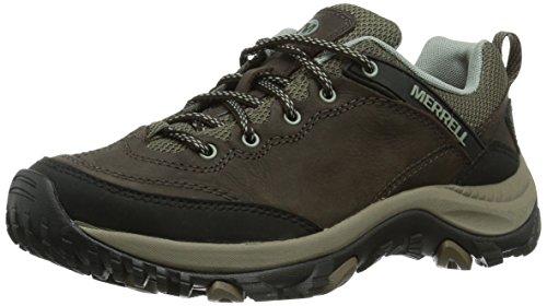 online winkel koop goed gerenommeerde site Merrell Salida Trekker, Women's Lace-Up Trekking and Hiking Shoes -  Espresso/Mineral, 8 UK