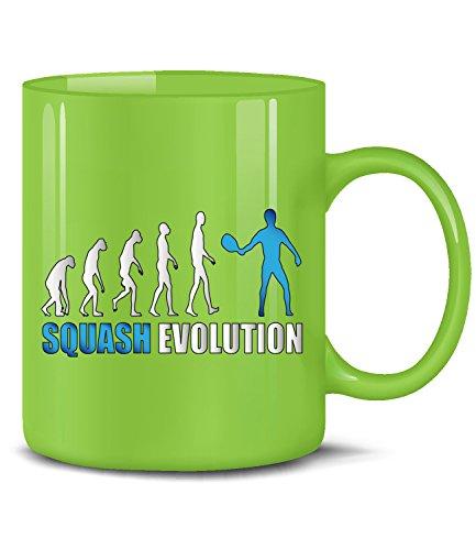 SQUASH EVOLUTION 534(Grün-Blau)