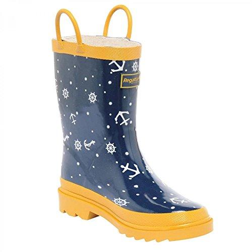 Regatta Minnow Welly Regenstiefel für Kinder