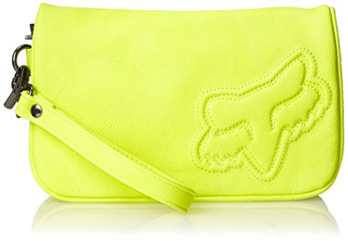 Fox - - Damenhandtasche Clutch Clarity, O/S, Day Glo Yellow