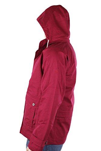 Timberland Herren Jacke Mount Pierce Jacket Wasserdicht Outdoor Rot