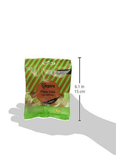 Veganz Fizzy Cola, 10er Pack (10 x 100 g) - 6