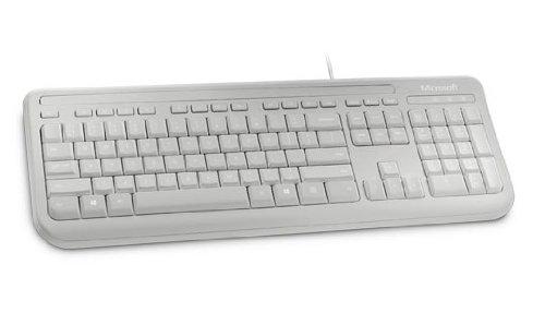 Microsoft 7YH-00024 Tastatur Business USB 2.0 weiß