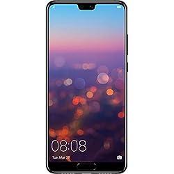 Huawei P20 Smartphone da 128 GB Marchio Tim, Nero [Italia]
