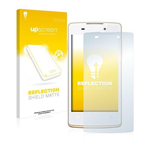 upscreen Matt Schutzfolie für Oppo Joy Plus – Entspiegelt, Anti-Reflex, Anti-Fingerprint