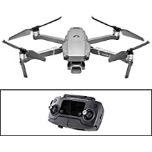 """DJI Mavic 2 Pro - Dron with Hasselblad Camera and CMOS Sensor 1 """"and 20 Mp and Adjustable Opening f2.8 - f11, Includes 3-Axis Stabilizer"""