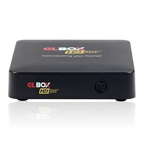 GLBOX HD500 4K UHD IPTV Box Dual Wlan Unlimited Türkisch Persisch Arabisch Kurdisch ohne Abo